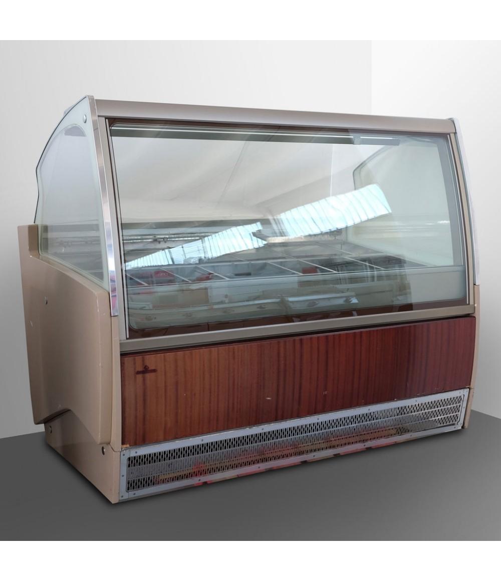 Vetrine per gelato da banco orion trilogy 1300 g9 for Orion arredamenti