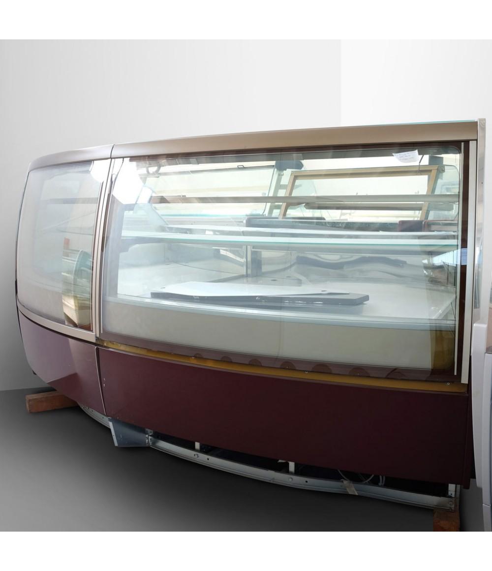 Attrezzature per pasticcerie usate vetrina orion for Orion arredamenti