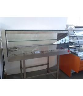 Vetrina calda cm.140