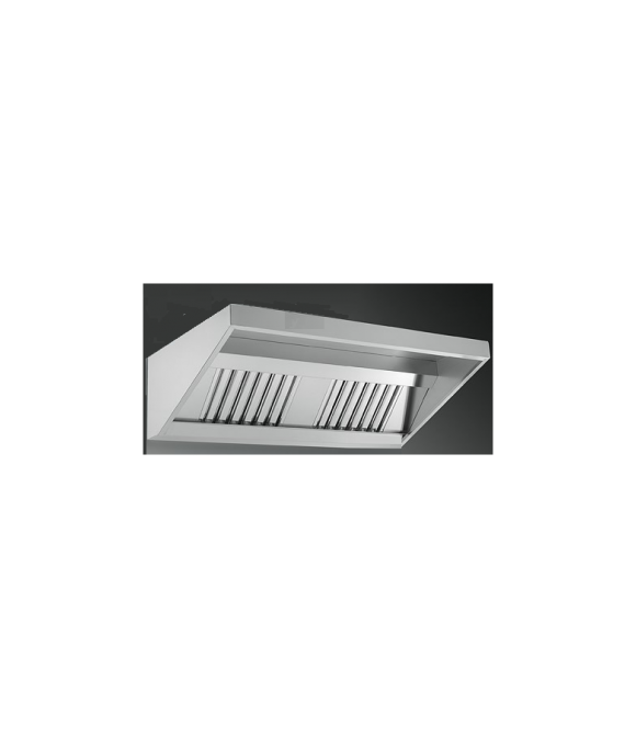 Cappa a parete 150*100 s/motore - Minosi