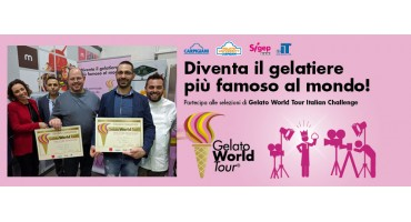 Gelato World Tour: i Vincitori!
